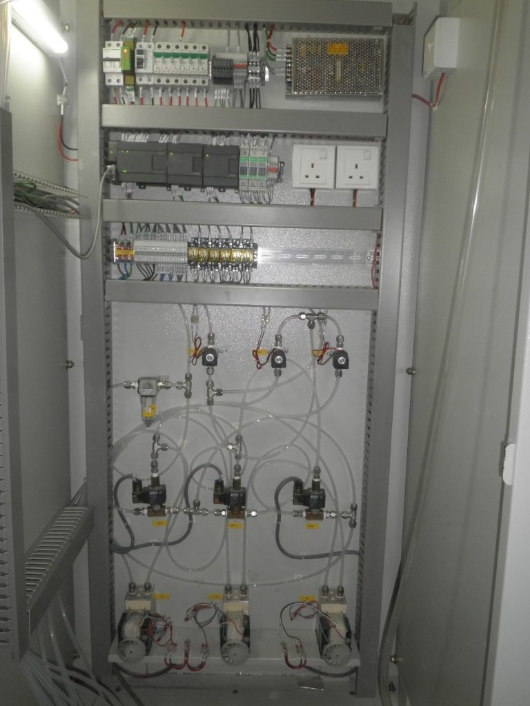 Gas Analyzer Panel House Assembly